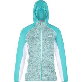 Regatta Walbury Jacket Women, azul/Turquesa